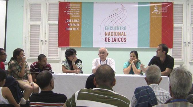 UN IMPULSO AL LAICADO CATÓLICO EN CUBA