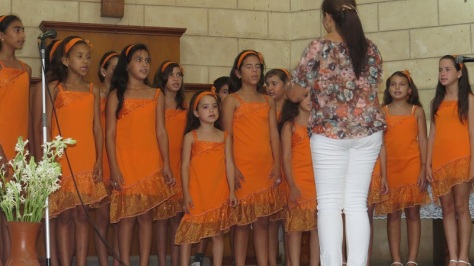 coro-santa ana