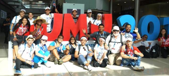 MISA DE BIENVENIDA                                       EN LA JMJ – PANAMA