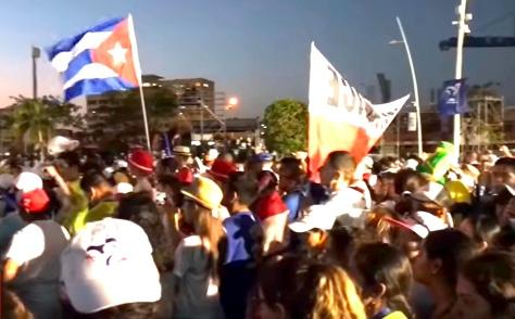 mas bandera cuba